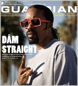 guardian dam funk